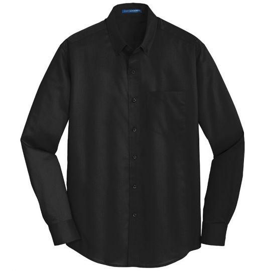 Port Authority Men's SuperPro Long Sleeve Twill Shirt