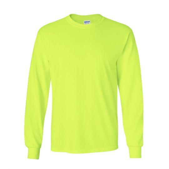 Gildan Cotton T (Long Sleeve)